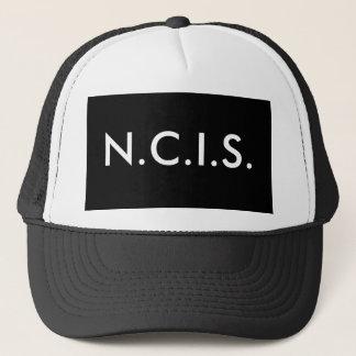 N.C.I.S. TRUCKER HAT