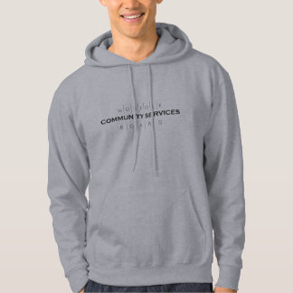 N.C.S.B. Hooded Sweatshirt