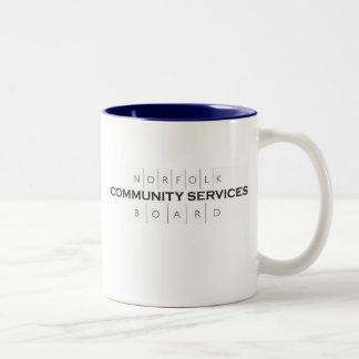 N.C.S.B. Mug