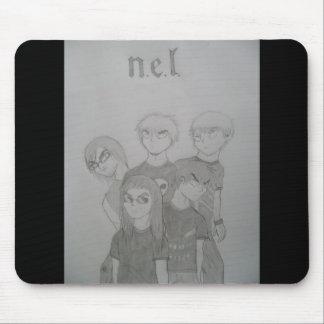 N.E.L. mouse pad