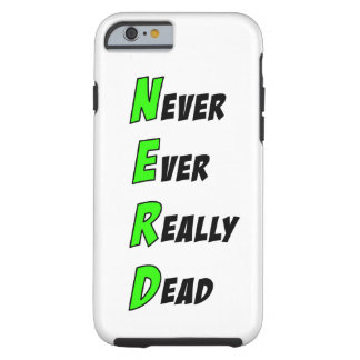 N.E.R.D iPhone Case (Green)