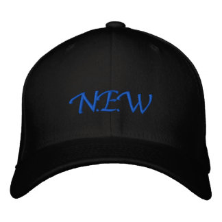 >< N.E.W >< EMBROIDERED HATS