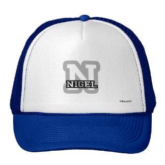 N est pour Nigel Casquette De Camionneur