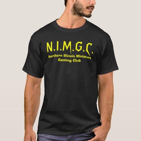 N.I.M.G.C., D6 troubles T-Shirt