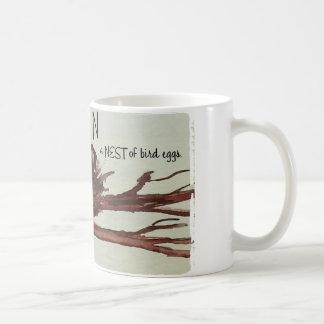 N is for Nest Mug