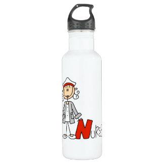 N is for Nurse 710 Ml Water Bottle