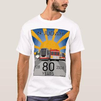 N Judah 80th Anniversary T Shirt! T-Shirt