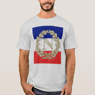 N Laurel w Tricolour T-Shirt