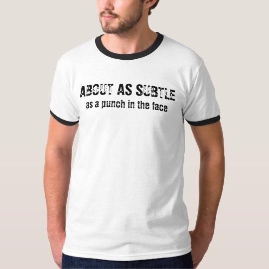 N.O.S. Ringer T-Shirt