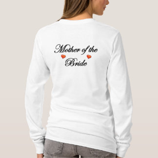 N.Y.E Mother of the Bride 'Day of' Hoodie