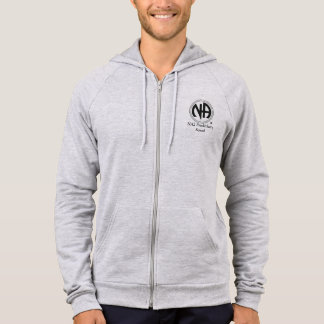 NA2Freekickerz mens small zipper jacket