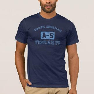 NA A-5 Vigilante - BLUE T-Shirt