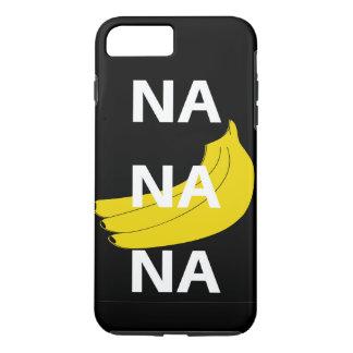 Na   Banana Illustration Cell Phone Case