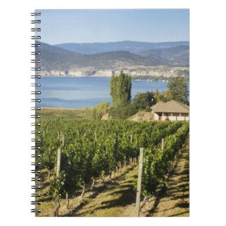 NA; Canada; British Columbia; Okanagan Valley; Note Book