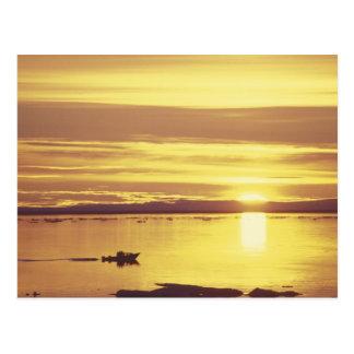 NA, Canada, Canadian Arctic, Baffin Island Postcard