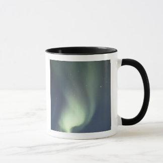 NA, Canada, Manitoba, Churchill Northern lights, Mug