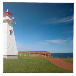 NA, Canada, Prince Edward Island. Cape Tryon Ceramic Tiles