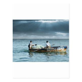 Na Galileia de Pescadores de Homens Cartes Postales