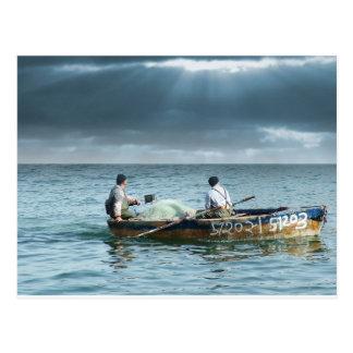 Na Galileia de Pescadores de Homens Carte Postale