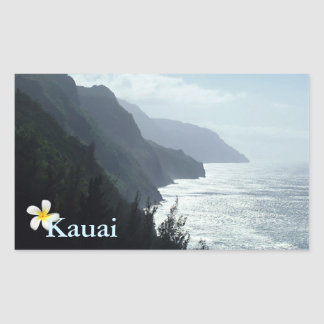 Na Pali Coast Sticker