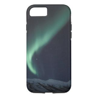 Na, USA, Alaska, Bach-Streckennordlichter, iPhone 7 Case