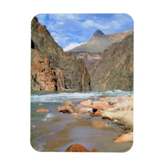 NA, USA, Arizona. Grand Canyon National Park. 2 Rectangular Photo Magnet