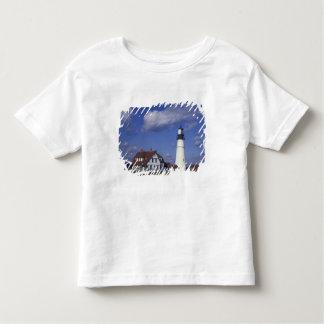 NA, USA, Maine, near Portland, Portland Head Toddler T-shirt