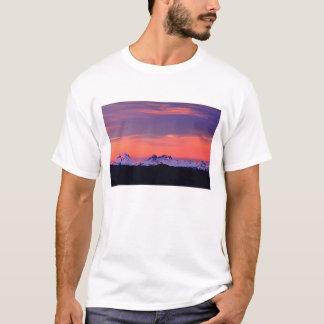 NA, USA, Oregon, The Three Sisters Mountains T-Shirt