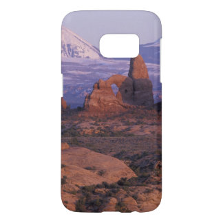 NA, USA, Utah, Arches National Park Samsung Galaxy S7 Case