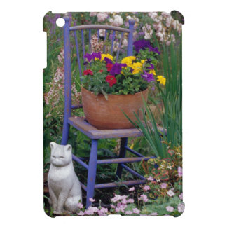 NA, USA, WA, King County, Seattle, Garden, Cover For The iPad Mini