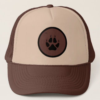 NA- Wolf Paw Trucker Hat