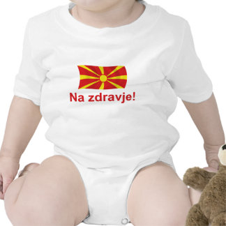 Na zdravje! (To your health!) Bodysuits