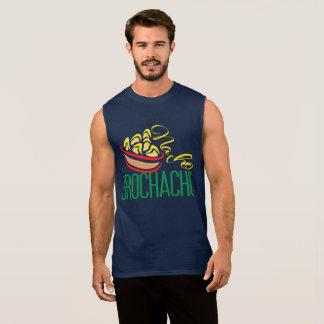Nacho Brochacho cut off Sleeveless Shirt
