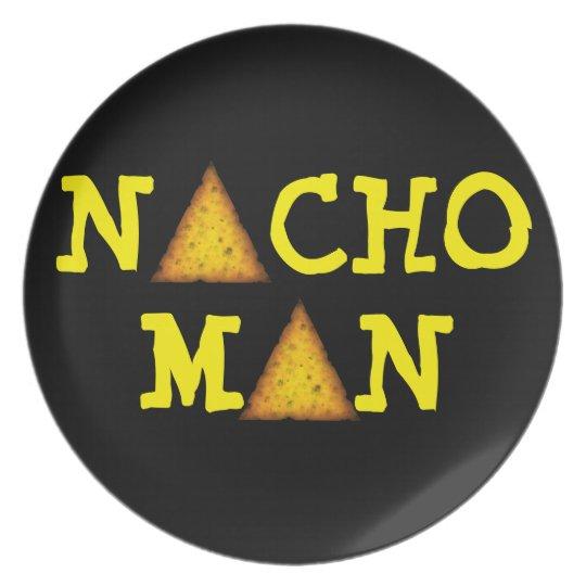 NACHO MAN PLATE