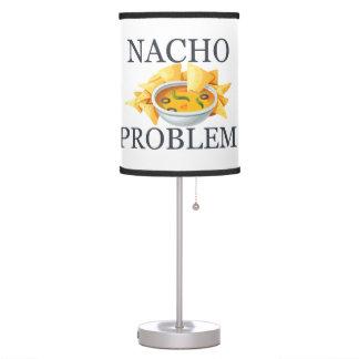 Nacho Problem Table Lamp