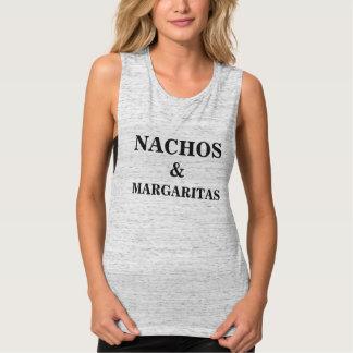Nachos & Margaritas Tank Top