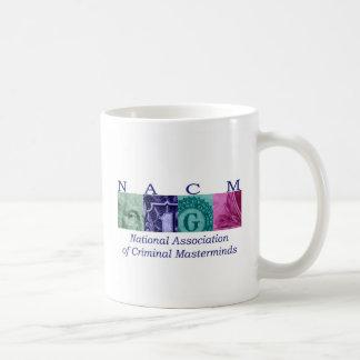 NACM - Criminal Mastermind Mug