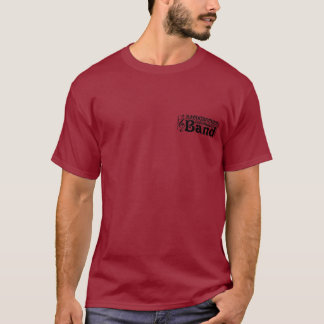 Nacogdoches Band dark men's t-shirt