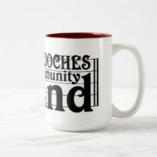 Nacogdoches Community Band Mug