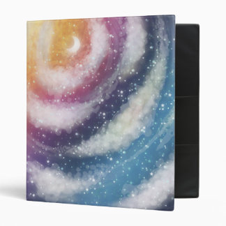 Nacreous clouds Binder