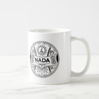 NADA CLASSIC STYLE ORIENTAL WHITE MUG