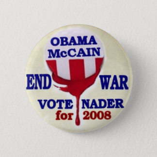 Nader End War Button
