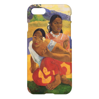 'Nafea Faa Ipoipo' - Paul Gauguin iPhone 8/7 Case