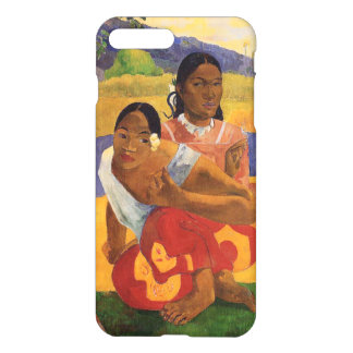 'Nafea Faa Ipoipo' - Paul Gauguin iPhone 8 Plus/7 Plus Case