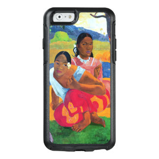 Nafea Faaipoipo , 1892 OtterBox iPhone 6/6s Case