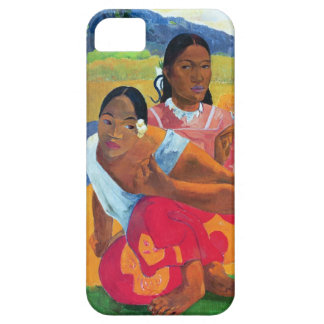 Nafea Faaipoipo (When are you Getting Married?) iPhone 5 Case