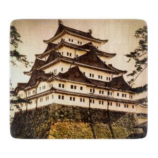 Nagoya Castle in Ancient Japan Vintage 名古屋城 Boards