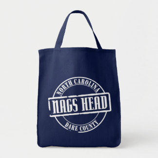 Nags Head Title Tote Bag