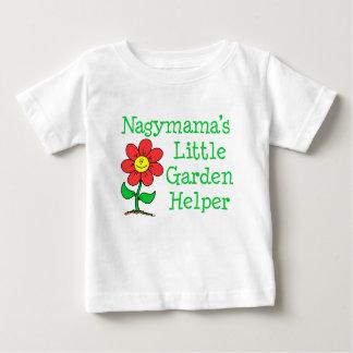 Nagymama Little Garden Helper Baby T-Shirt