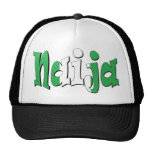 Naija (Nigerian Flag) Mesh Hats